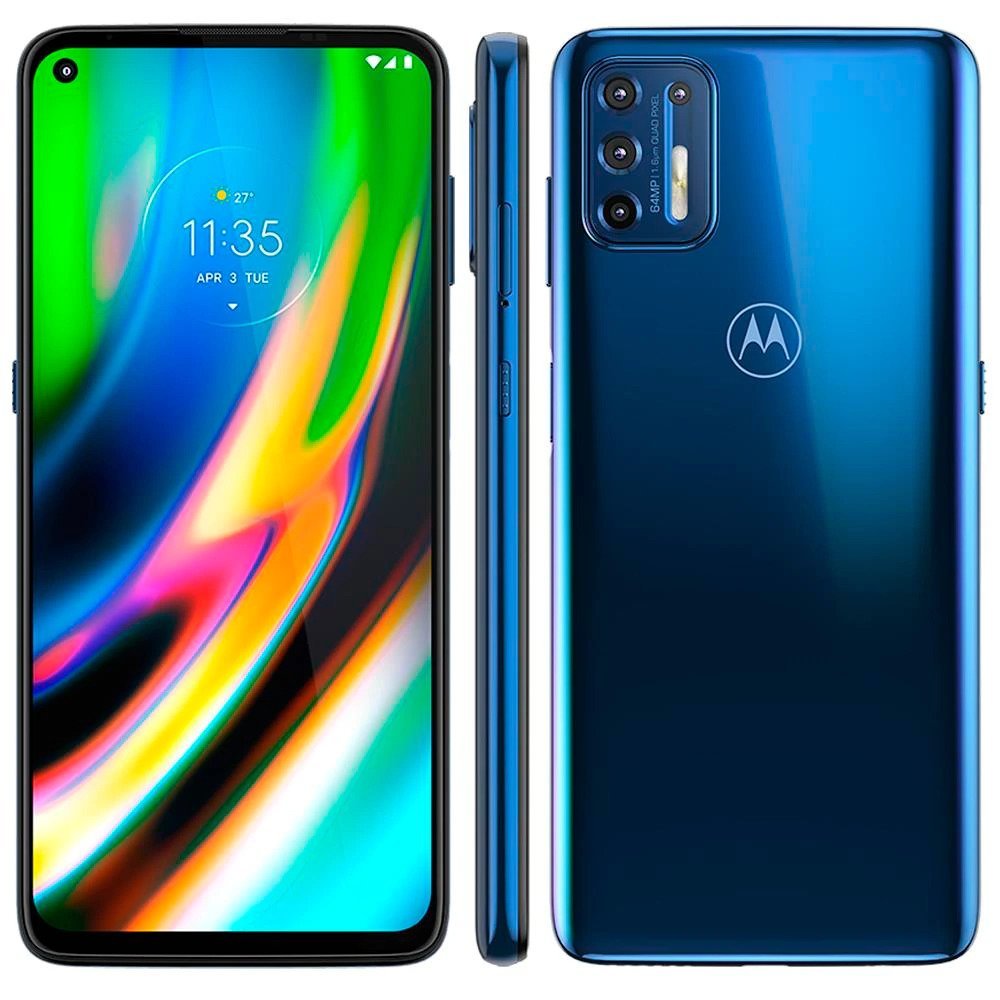 ESPIÃO Motorola Moto G9 Plus 128GB